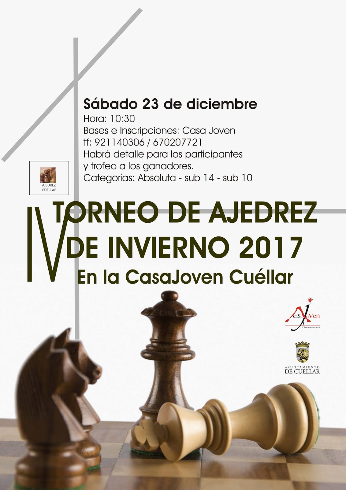 IV Torneo de Ajedrez de Invierno