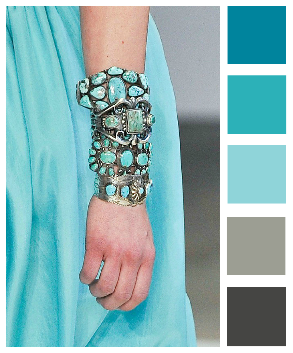 Design Turquoise Color Scheme wuthering iris color palette turquoise turquoise