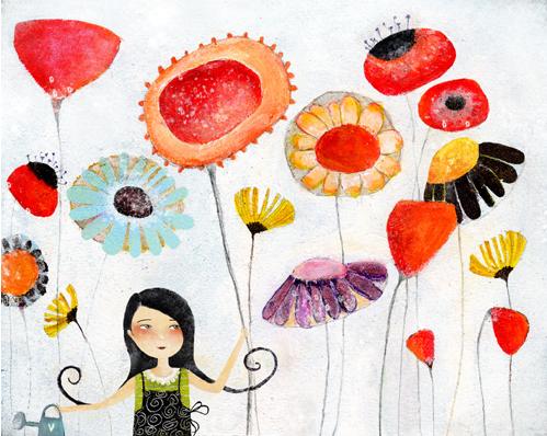 Laminas de Anne-Julie Audrey