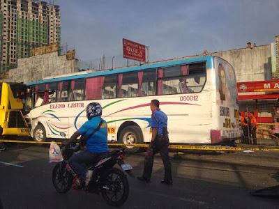 EDSA Bus Accident Elena Liner vs MGP Trans