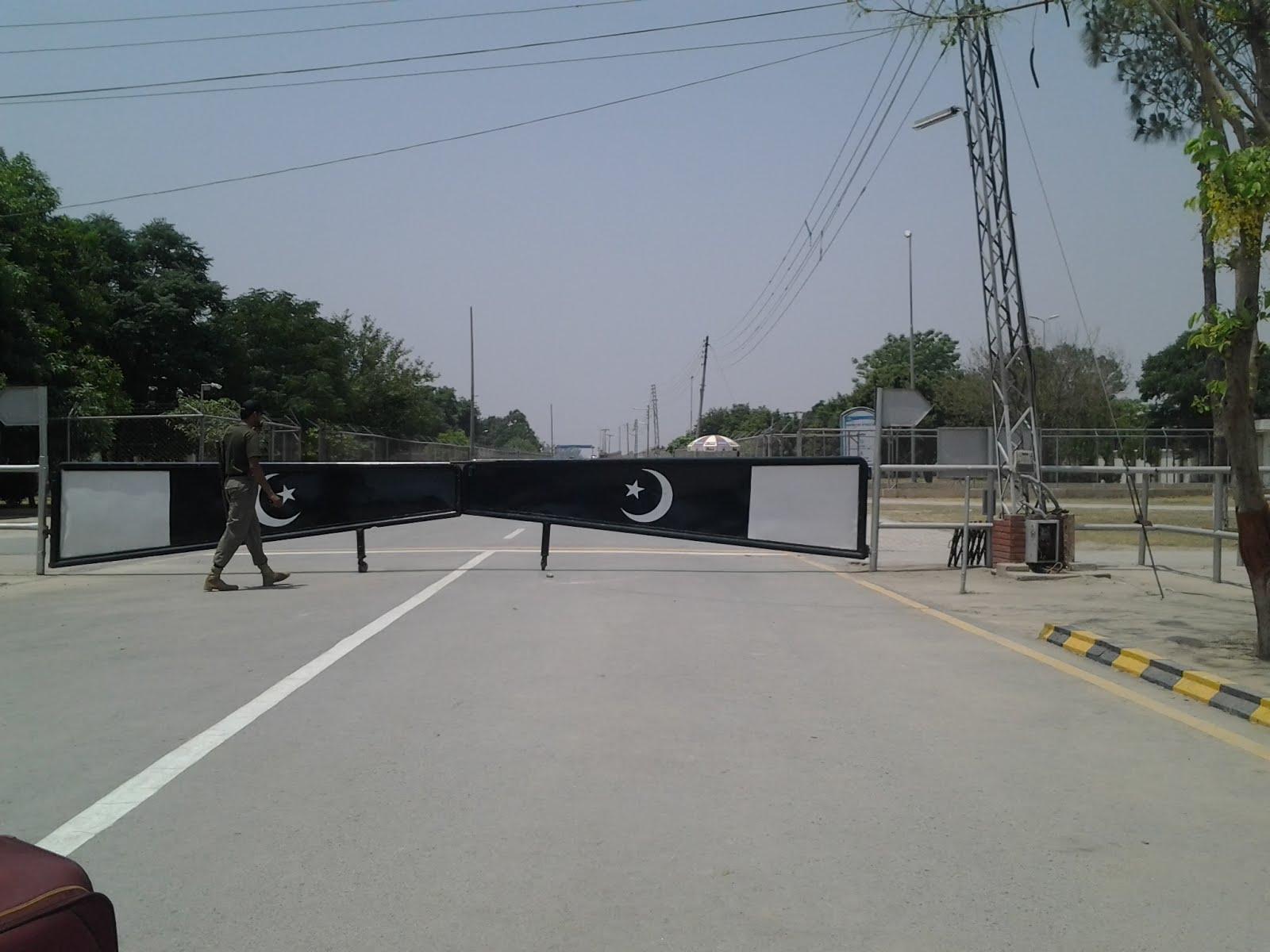 Wagah-Border