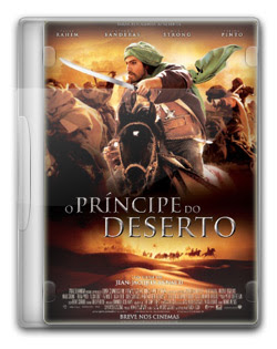 O Príncipe do Deserto   DVDrip XviD + RMVB Legendado