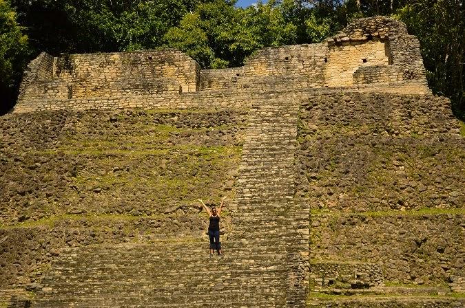 Wanderlist: Mayan ruins in Caracol