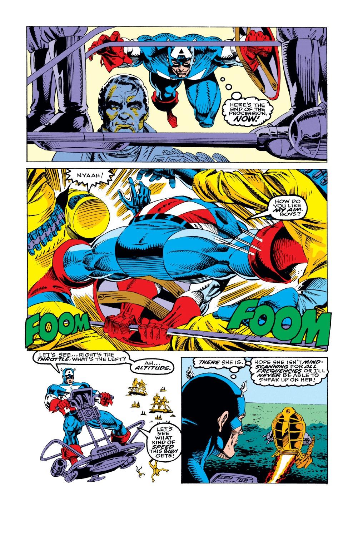 Captain America (1968) Issue #413 #362 - English 20