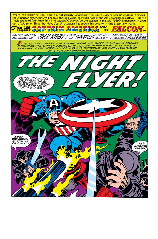Captain America (1968) Issue #213 #127 - English 2
