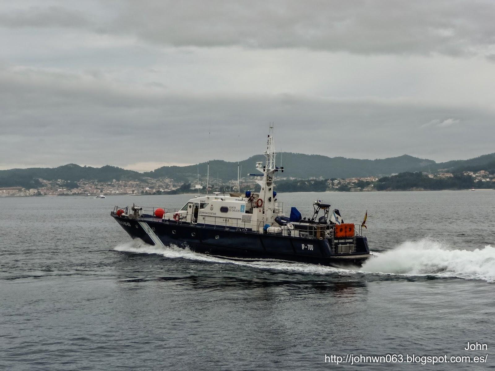 fotos de barcos, imagenes de barcos, paio gomez chariño, guardacostas de galicia, vigo, rodman 101