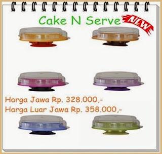 cake n serve tulipware 2013