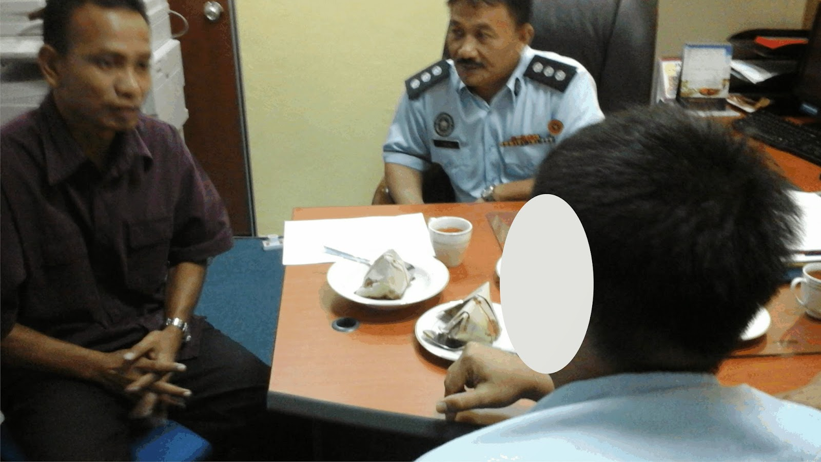 Pejabat Parol Daerah Gombak, Wangsa Maju, KL, Parol WPKL, Jabatan Penjara Malaysia.