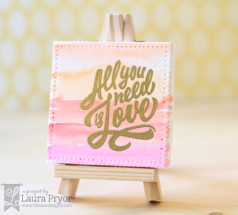 Lil 39 inker designs the store blog march release blog hop for Things to do with mini canvases