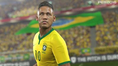 foto neymar Pro Evolution Soccer 2016 (PES 2016) Full Repack