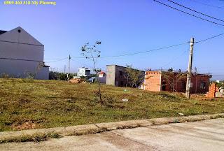 Bán lô đất Mỹ Phước 3 ngay đối diện trường cần bán