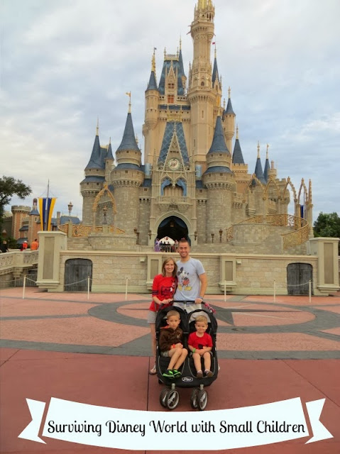 Surviving Disney World with Small Children from Parenting: Uncensored