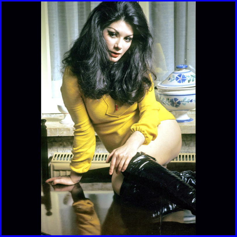 Magic Mac Sey Edwige Fenech