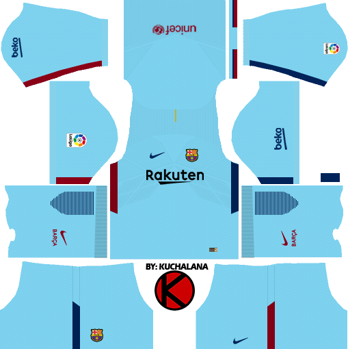 Dream League Soccer Switzerland Kits and Logos 2018 2019