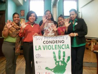 SOY PERIODISTA Y CONDENO LA VIOLENCIA, EN BOSTON