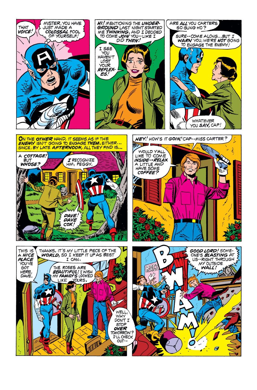 Captain America (1968) Issue #163 #77 - English 13