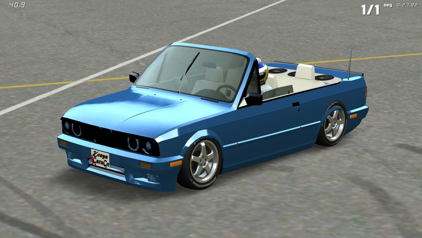 live for speed mods bmw e30 cabrio. Black Bedroom Furniture Sets. Home Design Ideas