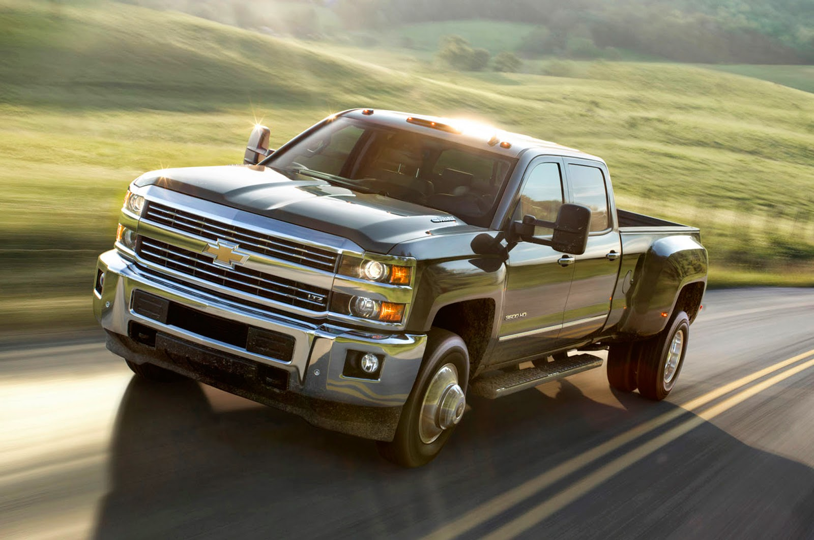 2015 Chevrolet Silverado 3500 HD's Strength
