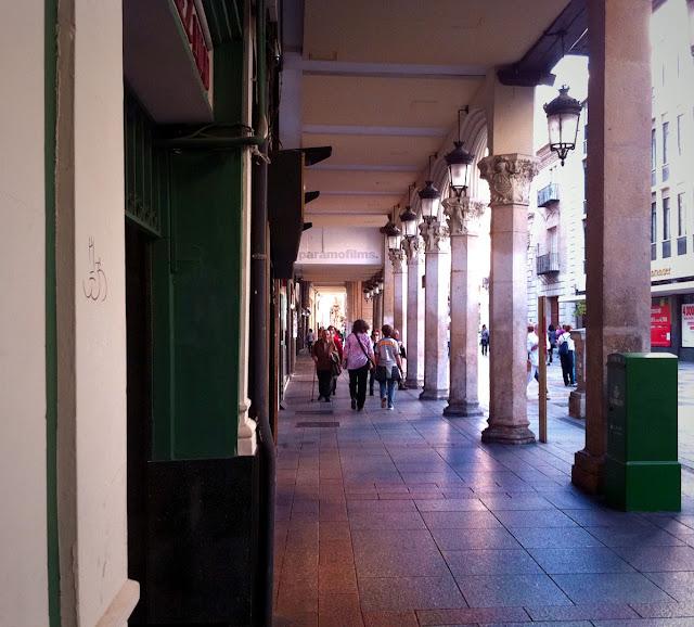 Soportales de la Calle Mayor, 2012 cc Abbé Nozal