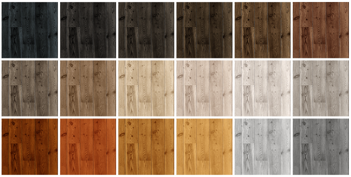 Gallery For Most Popular Wood Floor Colors