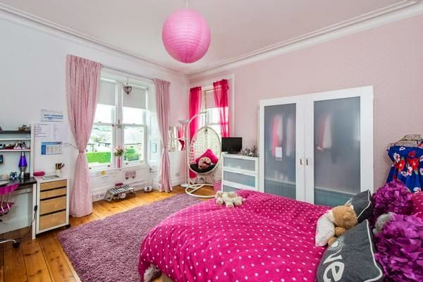 Girly Bedroom Decor Ideas and Designs Calgary Edmonton Toronto