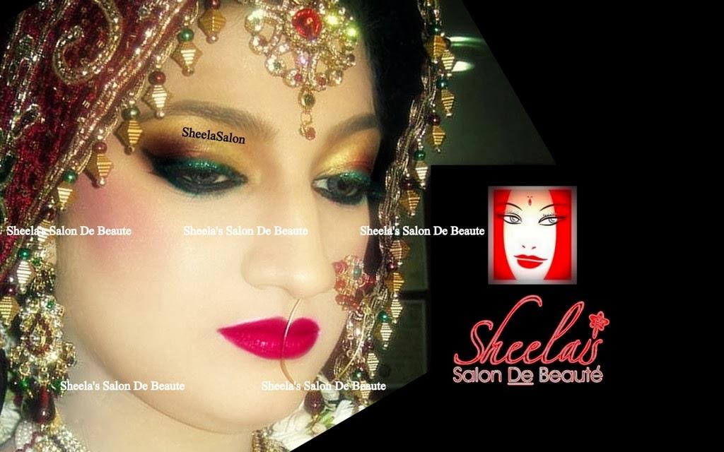 Real bride @ Sheelasalon