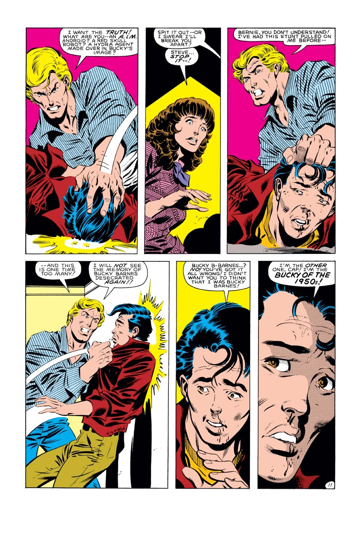 Captain America (1968) Issue #281 #197 - English 12