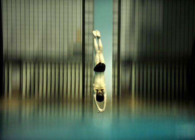 الصين وكيفية صناعة الأبطال الألومبيين China-gymnasium-Olympic-children-7
