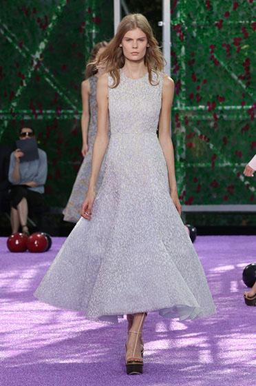 Dior Alta Costura na Semana de Moda de Paris