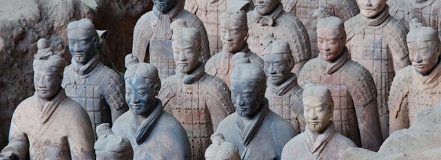 Tops 10 des activités à Xian