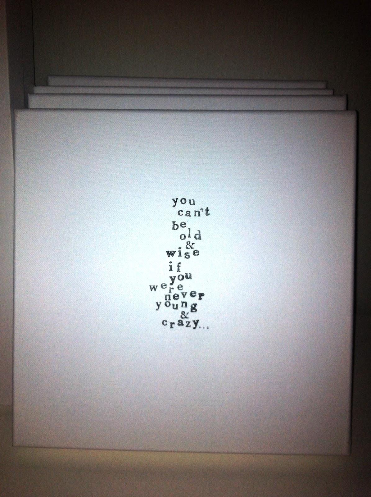 Kok Tavlor Med Text : Nya vita tavlor med text som kan bestollas i olika storlekar tex