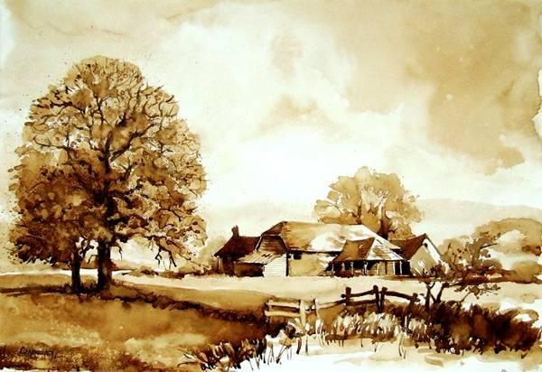 الرسم بمشروب القهوة Coffee Paintings image060-700808.jpg