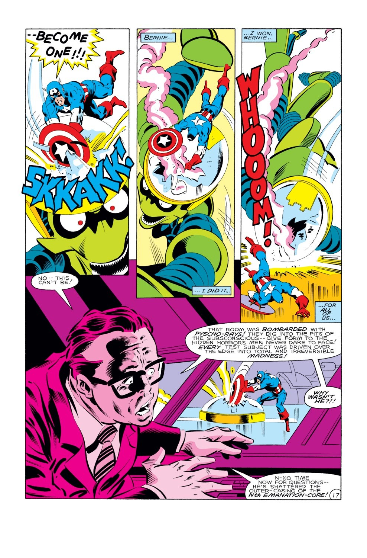 Captain America (1968) Issue #289 #205 - English 18