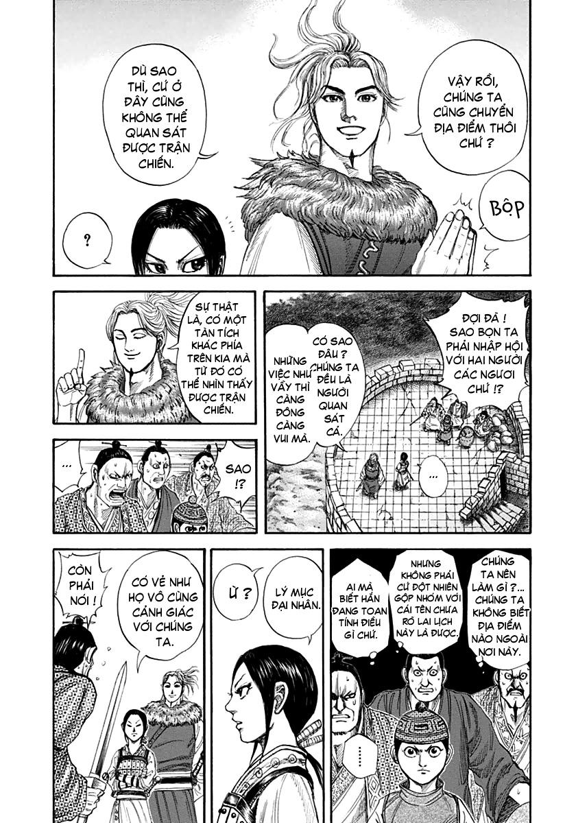 Kingdom - Vương Giả Thiên Hạ Chapter 137 page 9 - IZTruyenTranh.com