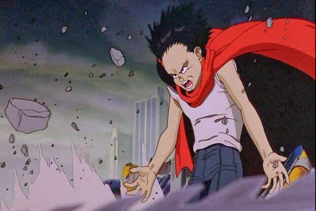 Akira - Tetsuo