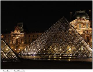 Louvre, Paris, Moyan Benn