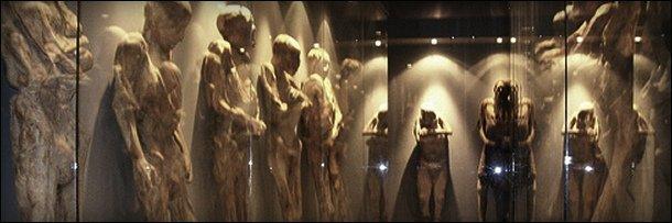7 Musium Paling Menakutkan di Dunia: El Musio De Las Homias
