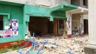 apc office bombed rivers state