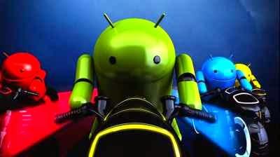 Aplikasi Mempercepat Android