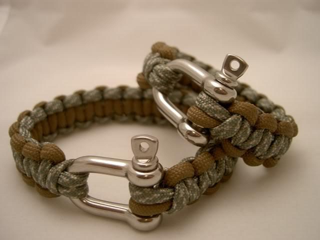 Paracord Bracelet Shackle3