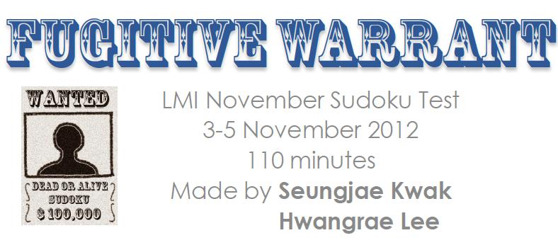 Fugitive Warrant on 3 - 5 November (Logic Masters India ... | 788 x 346 png 140kB