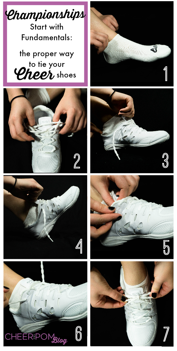 Best way to tie your shoes