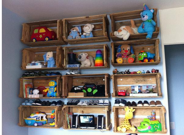 Loja De Artesanato Zona Sul ~ Blog de Decorar Caixotes de Feira Balc u00e3o, Estante e Rack