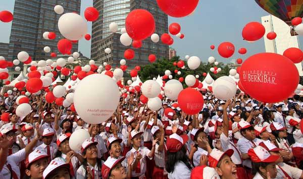 Indonesia Berakhlak dan Maju