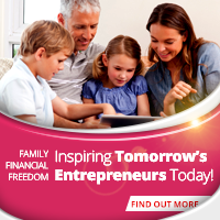 How To create Financial Freedom for You and Your family