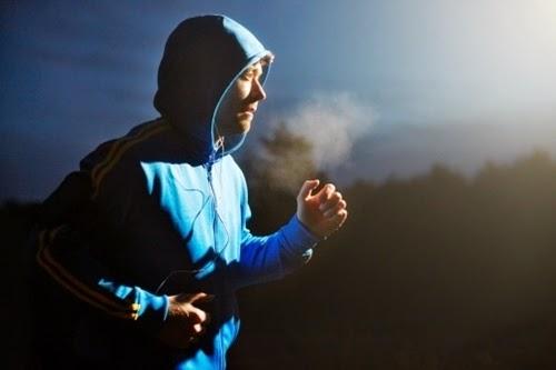 Chạy bộ - Bài tập thể dục buổi tối hiệu quả