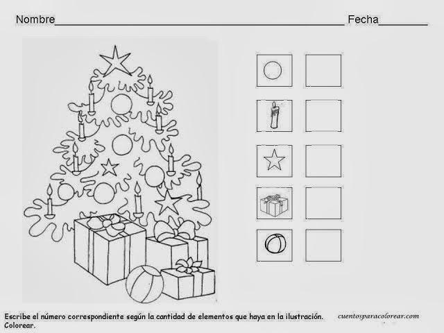 MONOGRÁFICO | Fichas y recursos de Navidad ~ La Eduteca