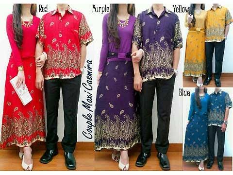 Set Of Couple Hm5602 Fachryzka Shop Fashion Busana