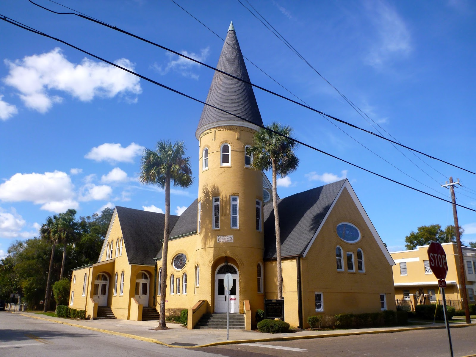 Osasis Church Fernandina Beach Fl