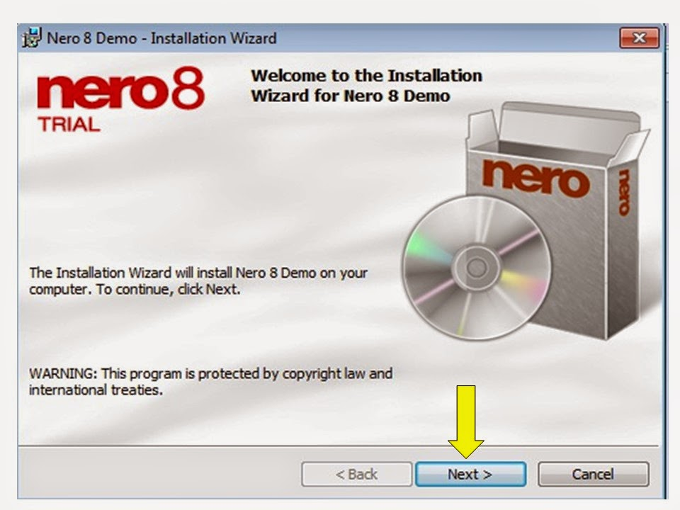 nero 8 ultra edition free download crack